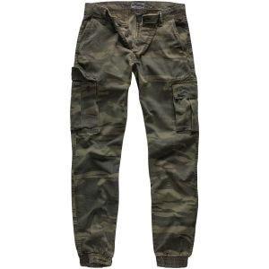 Surplus Bad Boys Pants Green Camo