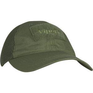 Viper Flexi-Fit Baseball Cap Green