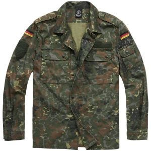 Brandit BW Field Tunic Flecktarn