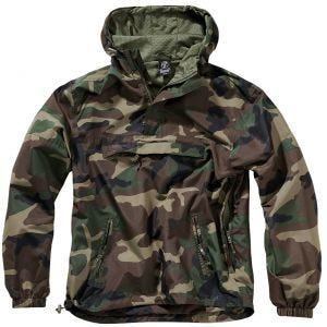 Brandit Summer Windbreaker Woodland
