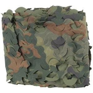 Camosystems Netting 3-D Flecktarn Ultra-lite 3x1.1m