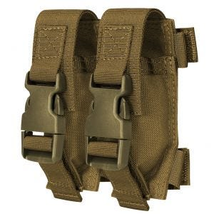 Condor Belt TQ Pouch 2 Pack Coyote Brown