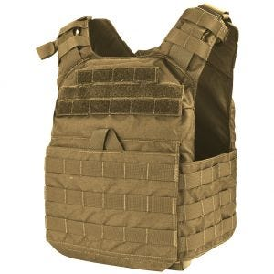 Condor Cyclone Plate Carrier Coyote Brown