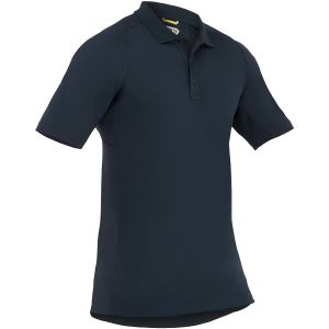 First Tactical Men's Performance Short Sleeve Polo Midnight Navy