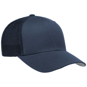 Flexfit Mesh Trucker Cap Navy