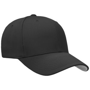 Flexfit Wooly Combed Cap Black/Grey