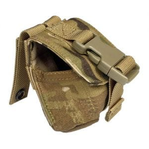 Flyye Single Fragmentation Grenade Pouch MultiCam