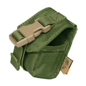 Flyye Single Fragmentation Grenade Pouch Olive Drab