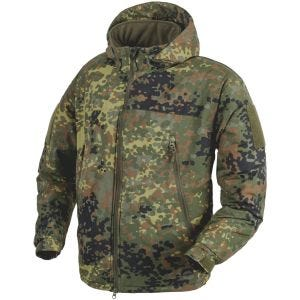 Helikon Level 7 Winter Jacket Flecktarn