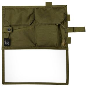 Helikon Map Case Olive Green