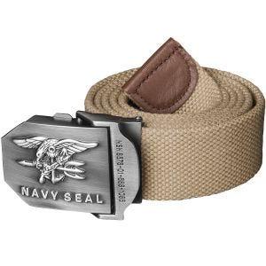 Helikon Navy Seal Belt Cotton Khaki