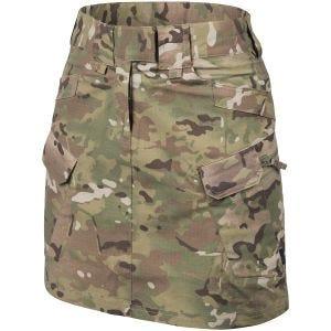 Helikon Women's Urban Tactical Skirt Ripstop Camogrom