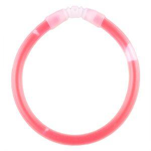 """Illumiglow 7.5"""" Wrist Band Red"""