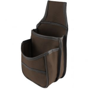 Jack Pyke Canvas Cartridge Pouch Brown