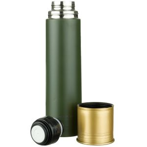 Jack Pyke Cartridge 750ml Flask Green