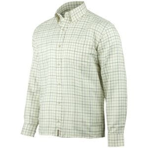 Jack Pyke Countryman Check Shirt Green