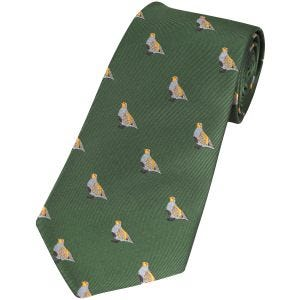 Jack Pyke Tie Partridge Green