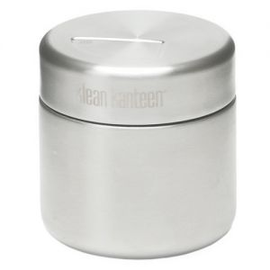 Klean Kanteen Food Canister 237ml Single-Wall Brushed Stainless