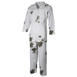 MFH BW Reversible Suit Snow Camo