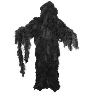 MFH Camouflage Ghillie Suit Night Camo