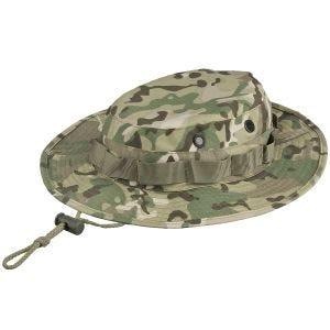 MFH GI Ripstop Bush Hat Operation Camo