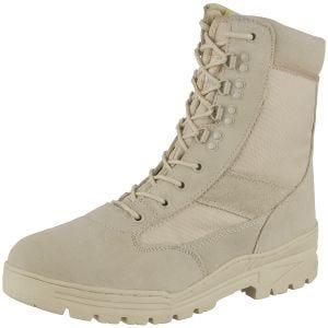 Mil-Com Patrol Boots Desert