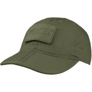 Mil-Tec Foldable Baseball Cap Olive