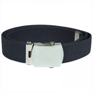 Mil-Tec Webbing Belt Navy Blue