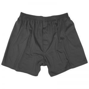 Mil-Tec Boxer Shorts Black