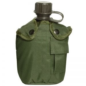 Mil-Tec Canteen with Cover 1 Litre Olive
