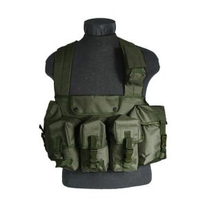 Mil-Tec Chest Rig Olive