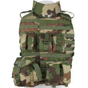 Mil-Tec OTV Outer Tactical Vest CCE