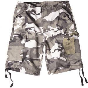 Paratrooper Cargo Shorts Prewashed Urban