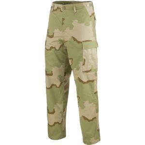 Mil-Tec BDU Ranger Combat Trousers 3-Colour Desert