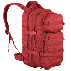 Mil-Tec MOLLE US Assault Pack Small Red