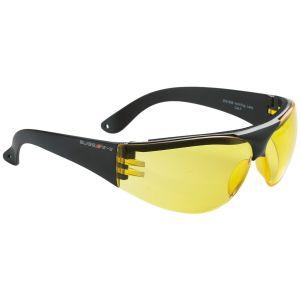 Swiss Eye Outbreak Protector Glasses Black Frame Yellow Lens