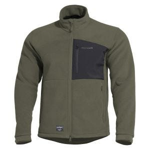 Pentagon Athos Fleece Sweater Camo Green