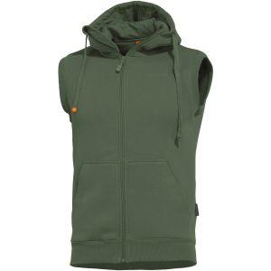 Pentagon Thespis Sweater Vest Camo Green