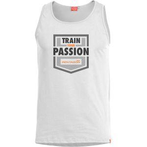 Pentagon Astir Vest Train Your Passion White