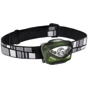 Princeton Tec Vizz Led Head Torch Green Case