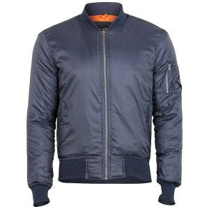 Surplus Basic Bomber Jacket Navy