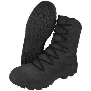 Viper Covert Boots Black